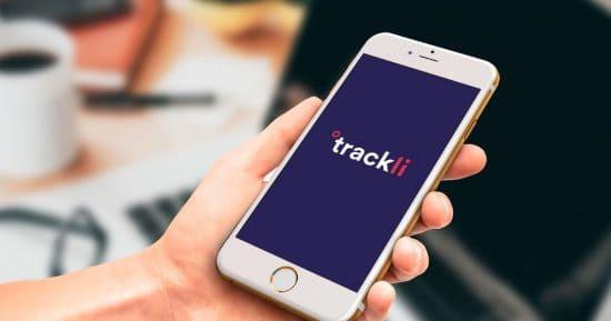 trackli automação de frota logistica industria